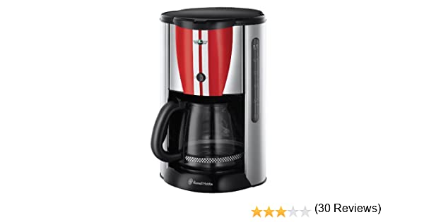 Russell Hobbs Mini 18517-56 - Cafetera de goteo, 1000 W, color ...