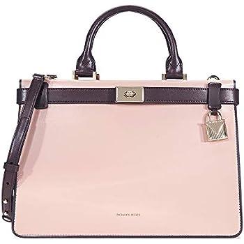 59592a394827 Michael Kors Tatiana Small Satchel in Grey/Multi: Handbags: Amazon.com