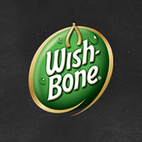 Wish-Bone E.V.O.O. Salad Dressing, Garlic Basil Italian, 15 Ounce