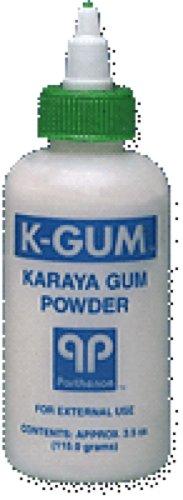 Parthenon K-Gum Karaya Gum Powder 16Oz Bottle (Bottle of 16 Ounces) by Parthenon Corp