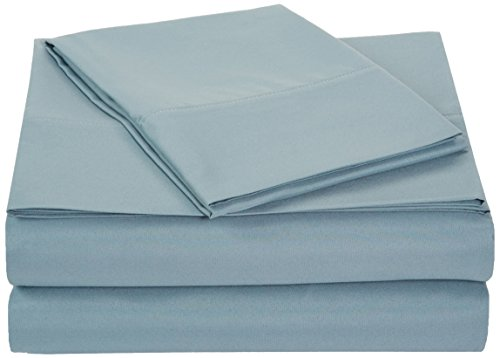 AmazonBasics Microfiber Sheet Set Twin