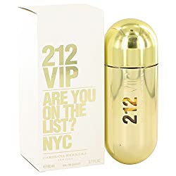 212 Vip by Çárólíñá Hérrérá for Women Eau De Párfúm Spray 2.7 oz