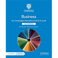 Cambridge International AS & A Level Business Coursebook with Digital Access (2 Years)