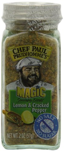 Prudhommes Seasoning Blends Cracked 2 Ounce
