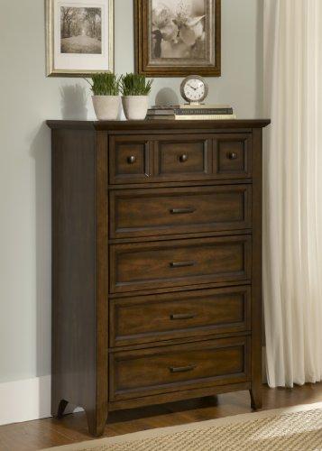 Liberty Furniture 461-BR41 Laurel Creek 5-Drawer Chest, 35