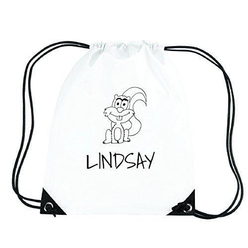 JOllipets LINDSAY Turnbeutel Sport Tasche PGYM5639 Design: Eichhörnchen 2RrGt6FG