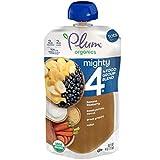 Plum Organics Mighty 4, Organic Toddler