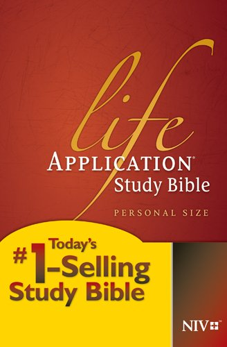 NIV Life Application Study Bible, Second Edition, Personal Size (Softcover) (This Christmas Best Version)