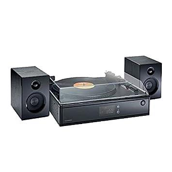 Giradiscos con sistema de sonido Thomson TT500CD