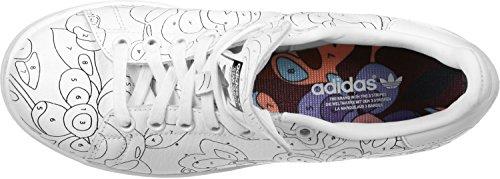 Adidas Originali Da Donna Originali Rita Ora Stan Smith Scarpe Da Ginnastica Us6 Bianco