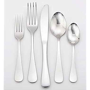 Liberty Tabletop Annapolis 45 Piece Flatware Set Service for 8