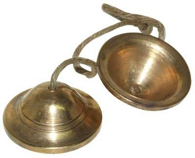 Brass Cymbals. Thai Musical Instruments. 4334199889
