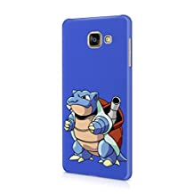 Blastoise Squirtle Wartortle Pokemon Hard Plastic Snap-On Case Cover For Samsung Galaxy A5 2016
