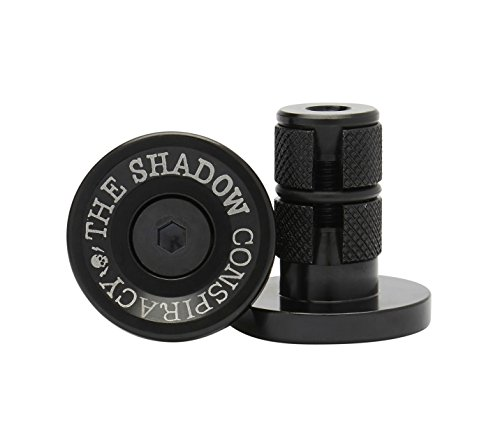Shadow Conspiracy Alloy DeadBolt Bar Ends Shadow Bolt