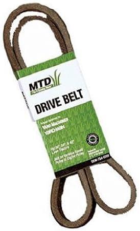 Amazon.com: MTD - Correa de transmisión para tractores ...