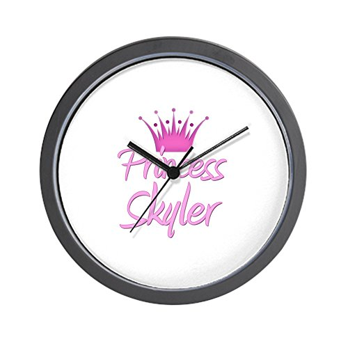 CafePress - Princess Skyler Wall Clock - Unique Decorative 10