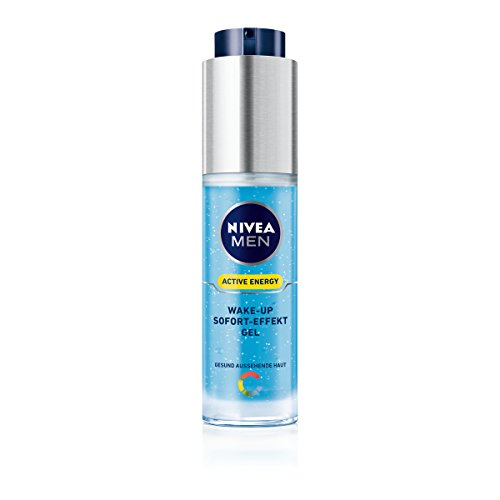 Nivea Men Wake-Up Sofort-Effekt Gel Active Energy, 1er Pack (1 x 50 ml)