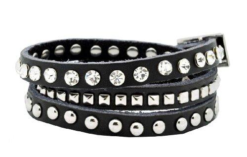 Jewelry Silver Wrap Around Bracelet - 4