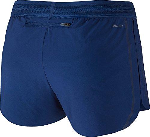 Nike Dames Aeroswift 2 Sportbroek Blauw / Zwart
