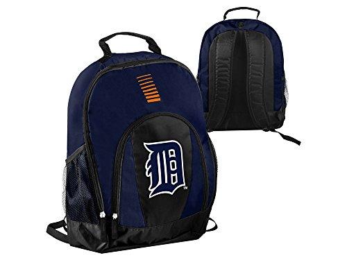 UPC 887849756837, MLB Detroit Tigers 2014 Primetime Backpack, Blue