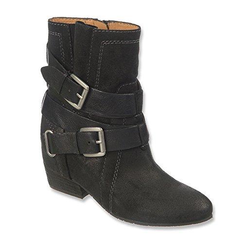 DV by Dolce Vita Women's Fisher Boot,Black,10 M US