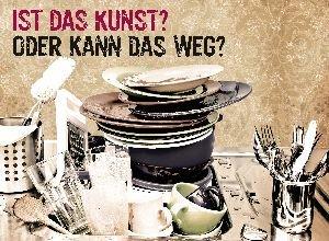 Küche Aufräumen | Postkarten Mit Spruchen Undercover 010b Amazon De Kuche Haushalt