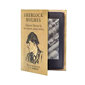 Kindle Paperwhite Case - Sherlock Holmes Book Cover