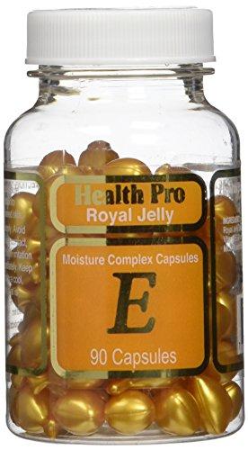 Vitamin E Skin Oil Royal Jelly, 90 Softgels