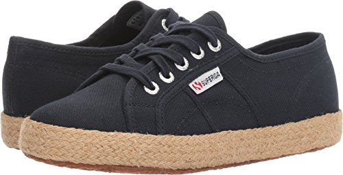 Superga Women's 2750 Cotropew Fashion Sneaker - Navy (Large Image)