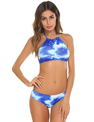 Halter Neck Bikini in Australia - 5