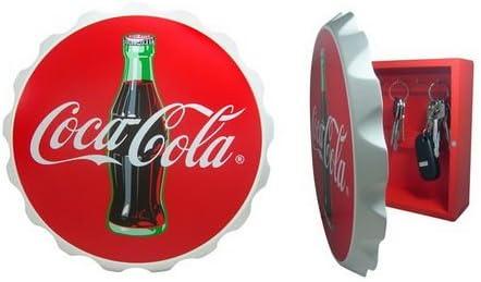 Amazon.com: Sunbelt Gifts Coca-Cola Wood Contour Bottle Crown Key Box -  7601-27: Home & Kitchen