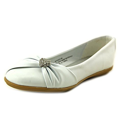 Swea Pea & Lilli Wendy Youth Girls Size 12 White Flats Shoes from Swea Pea & Lilli
