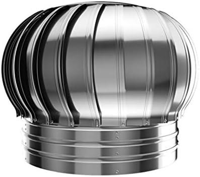 Rotary Ventilador Turbina, Acero Inoxidable de la Chimenea de la ...