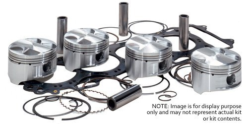 (Wiseco Performance Products Piston Kit - 2.0mm Oversize to 79.00mm)