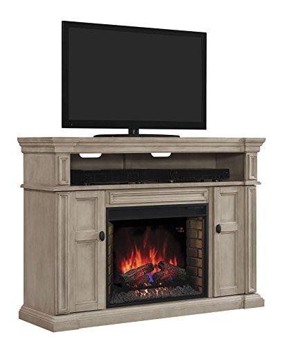 Electric Fireplace With Storage Amazoncom - Fireplace storage