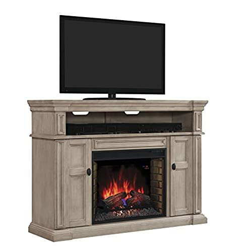 electric fireplace with storage. Black Bedroom Furniture Sets. Home Design Ideas