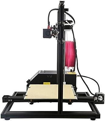 Desktop Impresora 3d DIY 3d printer Kit, creality 3d cr de 10 mini ...