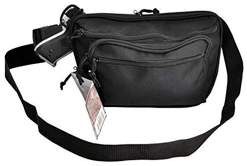 Explorer Tactical Quick Access Concealed Gun Fanny Pack Ambidextrous Design