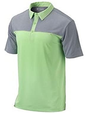 Golf Omni-wick Front Nine Short Sleeve Polo