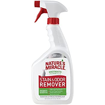 Nature's Miracle Cat Stain and Odor Remover 32 oz