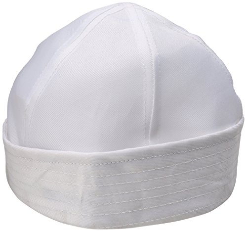 White Sailor Hat Costume (Merchant Sailor Costume)