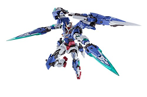 00 Gundam Seven Sword/G 00V Battlefield Record Action Figure (00 Gundam Seven Sword G Metal Build)