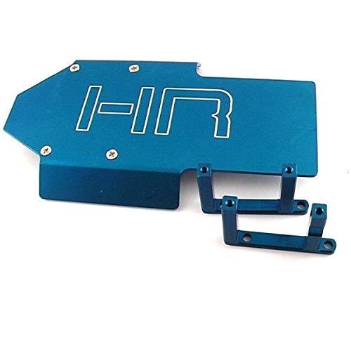 Hot Racing RVO14X06 Traxxas Revo Aluminum Center skid ()