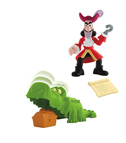 Fisher-Price Disney Jake and the Never Land Pirates Treasure Snatcher - (Captain Hook)