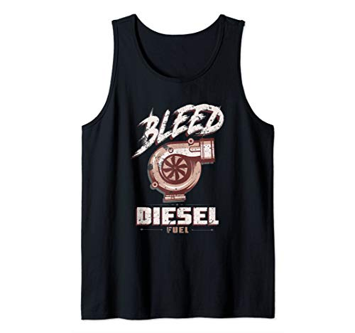 Bleed Diesel Fuel Diesel Power Roll Coal Diesels Tank Top