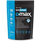 InstaKetones® D-MAX® 12g D-BHB (Near Flavorless) (Once A Day) Exogenous Ketones (30 Servings)