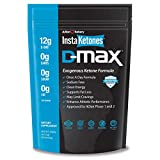 InstaKetones® D-MAX® 12g D-BHB (Near Flavorless) (Once A Day) Exogenous Ketones (30 Servings) For Sale