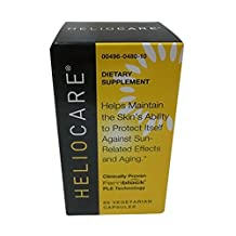 Heliocare Daily Use Antioxidant Formula 60 capsules