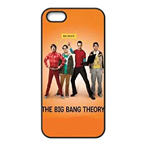 iPhone 5 5s Cell Phone Case Black Big Bang Theory Cast Ssgfj