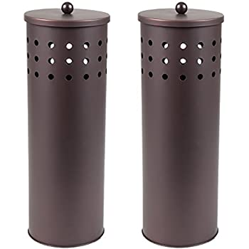 Amazon Com Taymor Oil Rubbed Bronze Three Roll Toilet